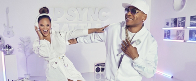 VIDEO: Watch LIP SYNC BATTLE's LL COOL J & Chrissy Teigen Take on 'It Takes Two'