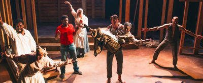 Review Roundup: INSURRECTION: HOLDING HISTORY at Stage Left Theatre