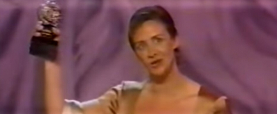 VIDEO: 30 Days Of Tony! Day 20- Janet McTeer Wins The 1997 Tony For Best Leading Actress In A Play