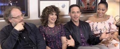 Tonys Talk: The Stars of TOOTSIE Reveal Backstage Secrets, Onstage Mishaps & More!
