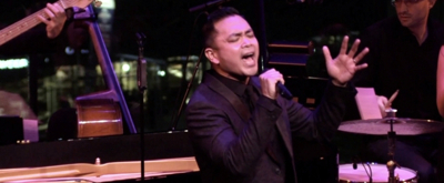 BWW TV Exclusive: Jose Llana Raises the Roof for American Songbook Series- Watch Highlights!