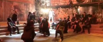 VIDEO: John Legend Shares the Buzz in Live Sneak Peek from JESUS CHRIST SUPERSTAR Rehearsal!
