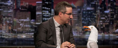 VIDEO: John Oliver Talks Trump's Handling of Opioid Crisis & More