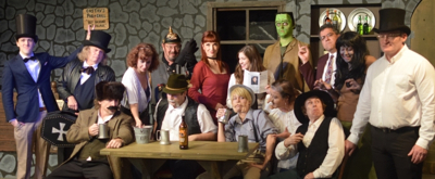 BWW Previews: A MONSTER OF SHOW, THE CURSE OF FRANKENSTEIN'S CASTLE COMING to Carrollwood Players Theatre