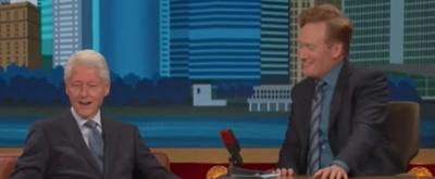 VIDEO: Bill Clinton Tells CONAN: Dictators Try to Abolish Line Between Fact & Fiction