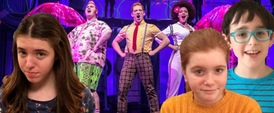 BWW TV: The Kid Critics Take a Deep Dive to Bikini Bottom at SPONGEBOB SQUAREPANTS!
