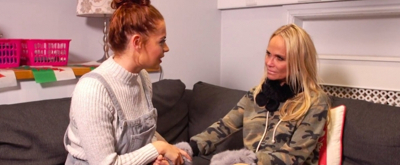 VIDEO: Kristin Chenoweth Meets and Chats With West End Glinda Sophie Evans