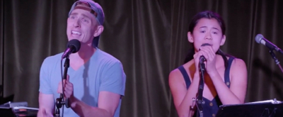 VIDEO: Watch Highlights from EMOJILAND: THE MUSICAL in Concert at Rockwell: Table & Stage