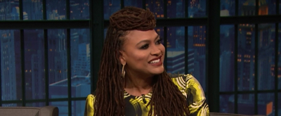 VIDEO: Ava DuVernay Talks Hiring Female Directors and Taking on NEW GODS on LATE NIGHT WITH SETH MEYERS