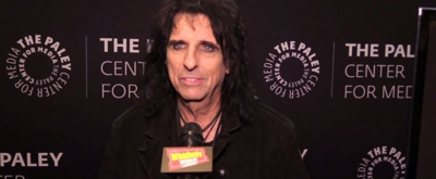 BWW TV: Rock Icon Alice Cooper Chats with Richard Ridge About His Upcoming Turn in JESUS CHRIST SUPERSTAR LIVE!