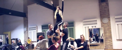 VIDEO: Watch the Cast of BARNUM at Menier Chocolate Factory in the Rehearsal Room!