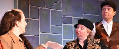 BWW Review: Ken Ludwig's BASKERVILLE A SHERLOCK HOLMES MYSTERY at Stage Coach Theater