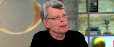 VIDEO: Stephen King Visits CBS THIS MORNING to Talk THE OUTSIDER & More