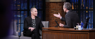 VIDEO: FOSSE/VERDON's Sam Rockwell Was Attracted to Dance as a Kid