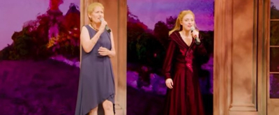 VIDEO: Liz Callaway and Christy Altomare Perform 'Journey to the Past' at ANASTASIA