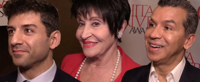 BWW TV: Broadway's Gotta Dance! Go Inside the Chita Rivera Awards with Tony Yazbeck, Sergio Trujillo & More!