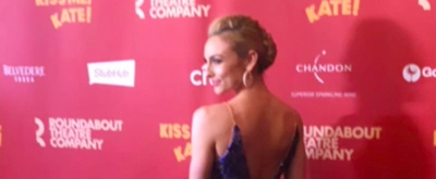 BWW TV: KISS ME KATE's Sarah Meahl Takes Over Instagram For Opening Night!