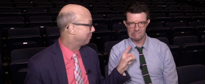 Backstage with Richard Ridge: You're a Mean One, Gavin Lee! Meet the New Grinch of This Holiday Season