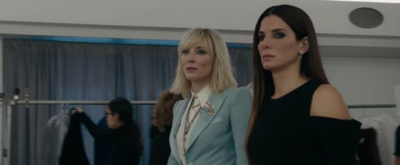 VIDEO: Sandra Bullock, Cate Blanchett & More in Official OCEAN'S 8 Trailer!