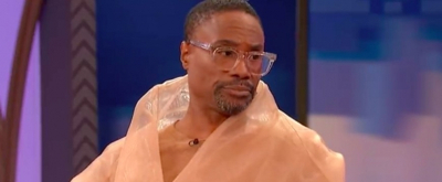 VIDEO: Billy Porter Talks to Wendy Williams About Marriage, Coming Out and AMERICAN HORROR STORY