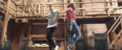 VIDEO: HAMILTON Chicago Issues the HAMILTON Dance Challenge
