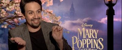 BWW TV Exclusive: Talkin' Poppins- Lin-Manuel Miranda on Dancing with Penguins, Meryl Streep & More in MARY POPPINS RETURNS