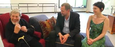 VIDEO: Tony and Oscar Winner Tony Walton Talks Directing MY FAIR LADY in Oklahoma