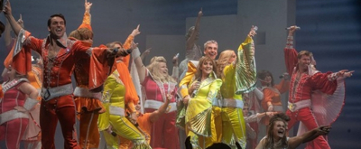 VIDEO: Current and Former MAMMA MIA! Cast Members Mark the Show's 20th Anniversary