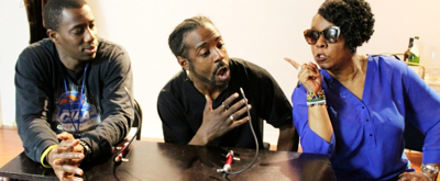 BWW Review: Landing the Next LeBron Is Step One in KING LIZ -- but Can She Keep Him in Line?