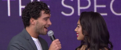 VIDEO: The Cast of ALADDIN Performs at West End Live