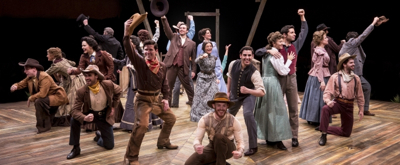 VIDEO: It's A Beautiful Mornin' at Marriott Theatre with OKLAHOMA!