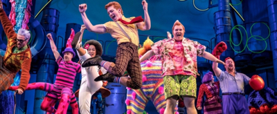 BWW TV: He's Not Just a Simple Sponge! Watch Highlights from SPONGEBOB SQUAREPANTS on Broadway