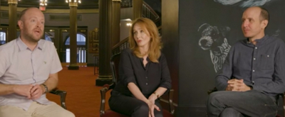 VIDEO: J.K. Rowling, John Tiffany and Jack Thorne Discuss Creating HARRY POTTER AND THE CURSED CHILD