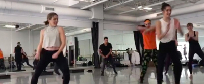 VIDEO: Inside Rehearsal For Collide Theatrical's THE GREAT GATSBY