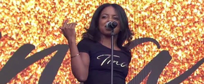 VIDEO: TINA THE MUSICAL Keeps The Big Wheels Turning at West End Live