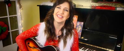 VIDEO: Karen Volpe Releases New Music Video for 'Christmas Came Rushing' - Written by Chuck Pelleter