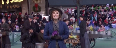 VIDEO: Laura Benanti & the Cast of MY FAIR LADY Perform 'Wouldn't it Be Loverly' on the Parade