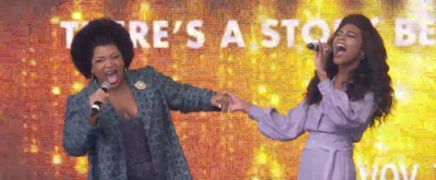 VIDEO: The Cast of DREAMGIRLS Dazzles the Audience at West End Live