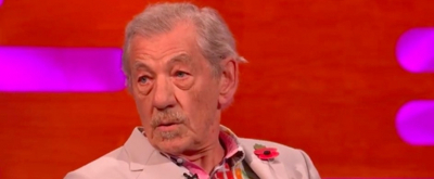 VIDEO: Ian McKellen Tells Graham Norton How He's Preparing for the CATS Film