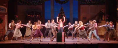 VIDEO: 30 Days Of Tony! Day 26- Denis Jones Taps Into A Tony Nom For HOLIDAY INN
