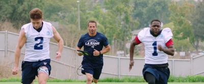 VIDEO: Kevin Hart Attends LA Rams Training Camp on WHAT THE FIT