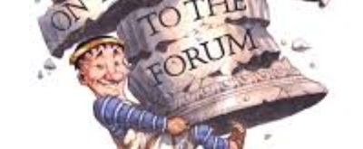 A FUNNY THING HAPPENED ON THE WAY TO THE FORUM Comes Casper College Theatre Department 10/4
