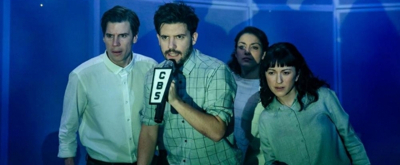 BWW Review: THE WAR OF THE WORLDS, New Diorama Theatre