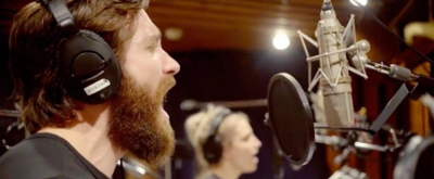 VIDEO: SUNDAY IN THE PARK WITH GEORGE's Jake Gyllenhaal and Annaleigh Ashford 'Finish the Hat' in the Recording Studio