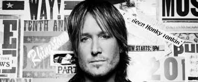 Keith Urban Announces Album/Tour at Pop Up Show