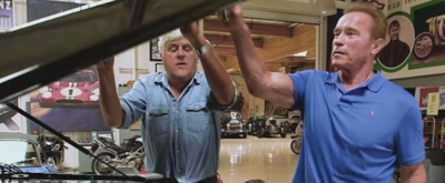 VIDEO: Sneak Peek - CNBC's JAY LENO'S GARAGE Revs Up for New Episodes
