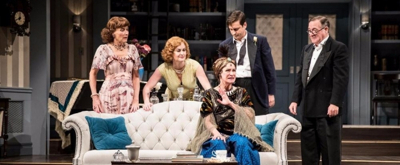 Review: The Guthrie Theater's BLITHE SPIRIT is Pure and Pleasant Escapist Entertainment, an Exquisitely Written and Executed Comedy
