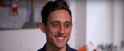 VIDEO: Justin Peck Talks CAROUSEL and His Career in Dance on SUNDAY MORNING