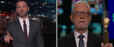 VIDEO: 'Wolf Blitzer' Accepts Donald Trump's Fake News Award on JIMMY KIMMEL