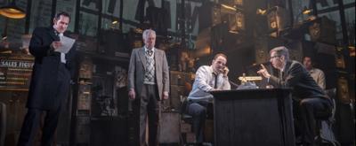 BWW TV: Watch Highlights of Bertie Carvel, Jonny Lee Miller & More in INK on Broadway!